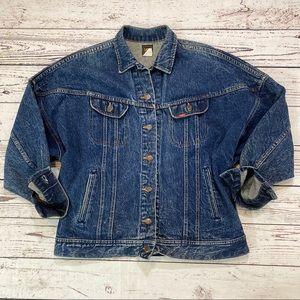 Lee vintage trucker denim jacket 90's